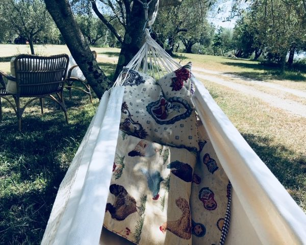 Agriturismus im Zirkuswagen   Agriturismus im Zirkuswagen,Lago di Bolsena,Urlaub,Olivenhain,Weinberg